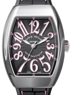 Franck Muller Vanguard Lady Automatic V 35 SC AT FO OG.RS NR.BLC RS
