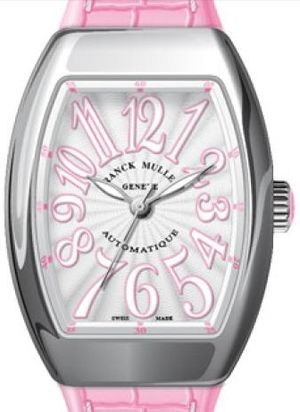 Franck Muller Vanguard Lady Automatic V 35 SC AT FO OG.RS BLC.BLC RS