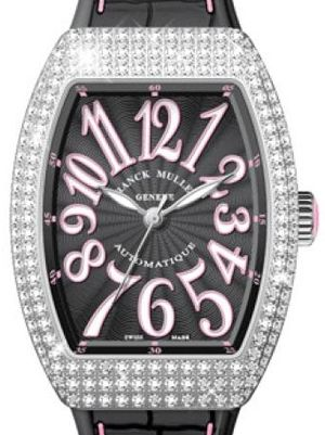 Franck Muller Vanguard Lady Automatic V 35 SC AT FO D OG.RS NR.BLC RS