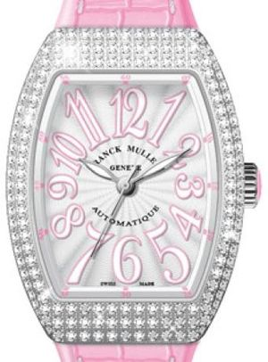 Franck Muller Vanguard Lady Automatic V 35 SC AT FO D OG.RS BLC.BLC RS