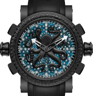 RJ.T.AU.DI.001.02 RJ Romain Jerome Sea Octopus