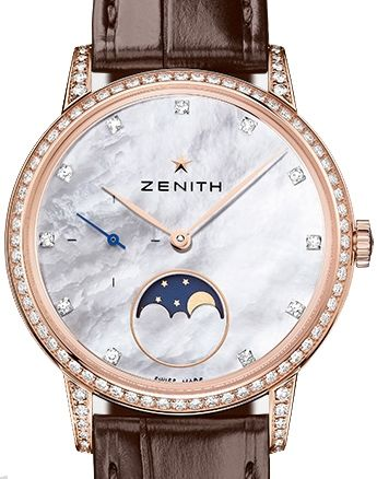 22.2321.692/82.C713 Zenith Elite Ladies