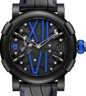 RJ.T.AU.SP.005.02 RJ Romain Jerome Sea Titanic Inside Steampunk Auto 50