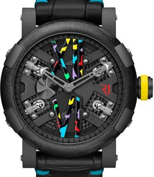 RJ.T.AU.SP.007.03 RJ Romain Jerome Sea Steampunk Auto 46
