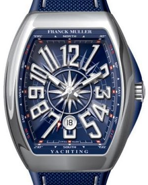 V 45 SC DT YACHT (BL) Franck Muller Vanguard Yachting