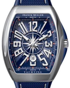 Franck Muller Vanguard Yachting V 45 SC DT YACHTING AC.BL BL.BLAC