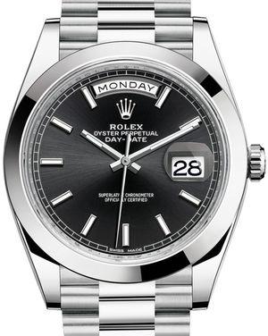 Rolex Day-Date 40 228206 Black