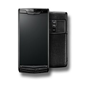 Signature Touch Pure Jet Lizard Vertu Signature Touch