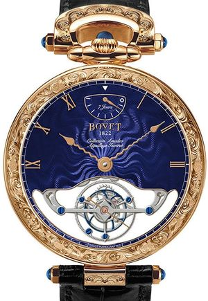 Bovet Fleurier Amadeo Grand Complications AIF0T013-GO carving