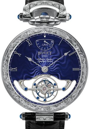 Bovet Fleurier Amadeo Grand Complications AIF0T014-GO carving