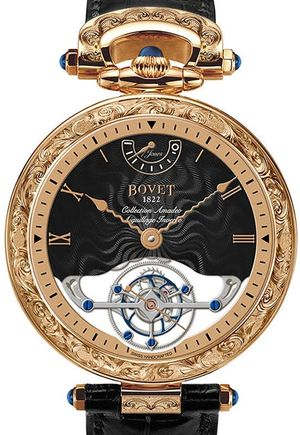 Bovet Fleurier Amadeo Grand Complications AIF0T001 carving