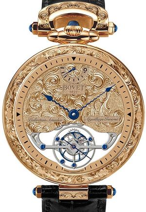 Bovet Fleurier Amadeo Grand Complications AIF0T005 carving
