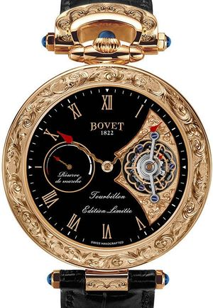 Bovet Fleurier Amadeo Grand Complications AIT7001 Fleurisanne engraving