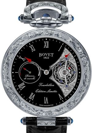 Bovet Fleurier Amadeo Grand Complications AIT7004 Fleurisanne engraving