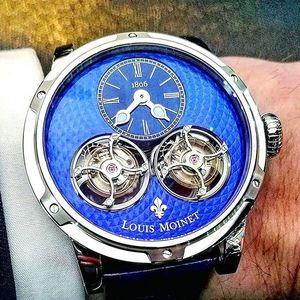 Louis Moinet Sideralis Sideralis Double Tourbillon