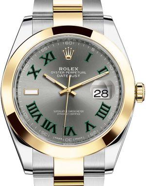 Rolex Datejust 41 126303 Slate Oyster Bracelet