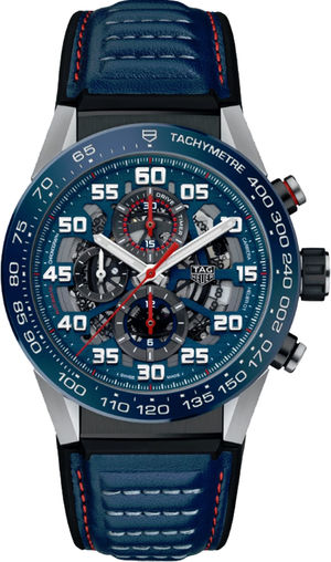 CAR2A1N.FT6100 Tag Heuer часы Calibre Heuer 01 Red Bull Special Edition