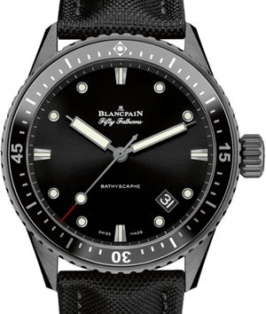5000-0130-B52A Blancpain Fifty Fathoms