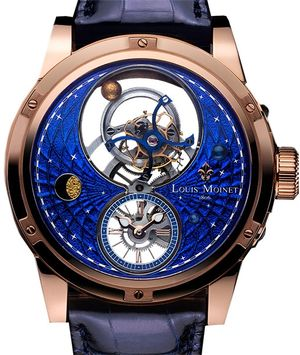 LM-48.50.25 Louis Moinet Space Mystery