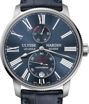 Ulysse Nardin Marine Chronometer 1183-310/43