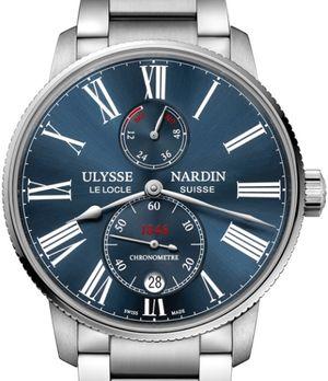 1183-310-7M/43 Ulysse Nardin Marine Chronometer