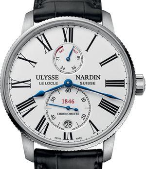 1183-310/40 Ulysse Nardin Marine Chronometer