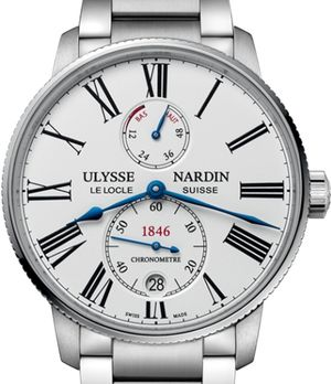 1183-310-7M/40 Ulysse Nardin Marine Chronometer