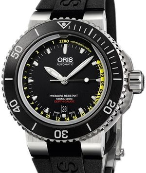 Oris Diving Collection 01 733 7675 4154-Set RS