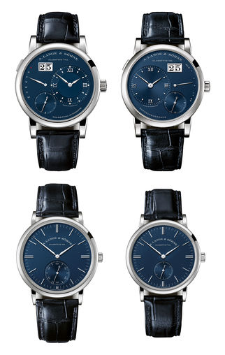 320.028 A. Lange & Söhne часы Daymatic