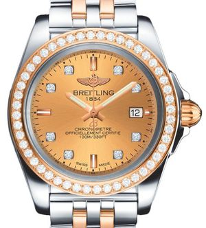 Breitling Galactic Lady C7133053/H550/792C