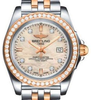 Breitling Galactic Lady C7133053/A803/792C