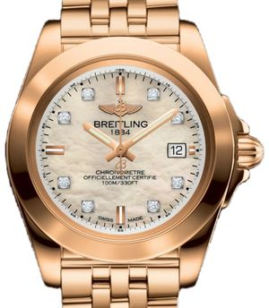 Breitling Galactic Lady H7133012/A803/792H