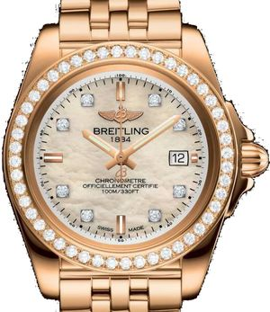Breitling Galactic Lady H7133063/A804/792