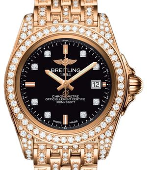 Breitling Galactic Lady H71330AF/BF64/792T