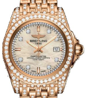Breitling Galactic Lady H7133063/A804/792T