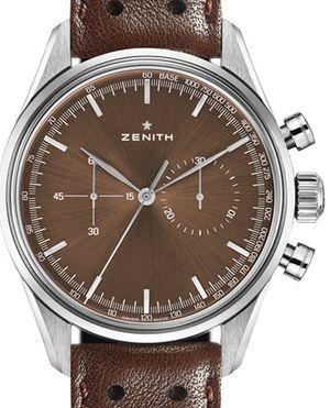 03.2150.4069/75.C806 Zenith Сhronomaster El Primero