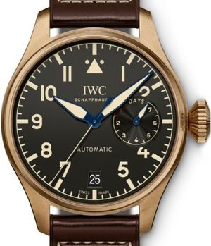 IWC Pilots Watches Classic IW501005