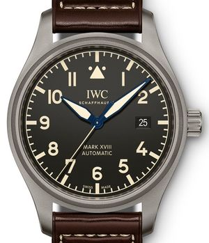 IWC Pilots Watches Classic IW327006