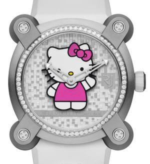 RJ.M.AU.IN.023.03 RJ Romain Jerome RJ X Hello Kitty