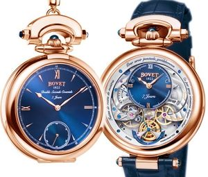 Bovet Fleurier Amadeo Complications AI43005