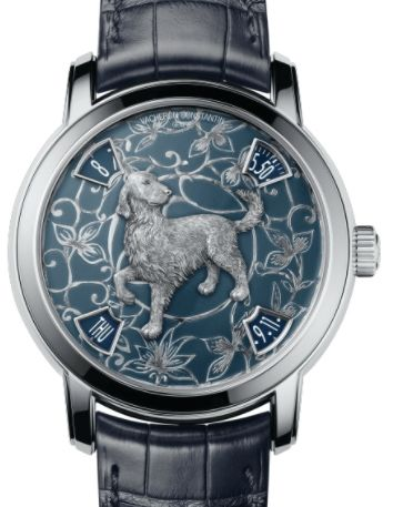 86073/000P-B257 Vacheron Constantin часы Legend Of The Chinese Zodiac Year Of The Dog