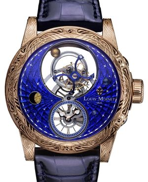 LM-48.50G.25 Louis Moinet Space Mystery