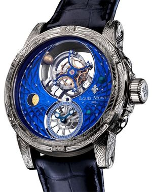 LM-48.70G.20 Louis Moinet Space Mystery