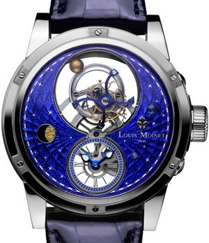 LM-48.70.20 Louis Moinet Space Mystery