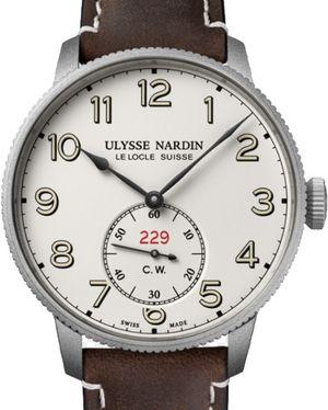 1183-320LE/60 Ulysse Nardin Marine Chronometer
