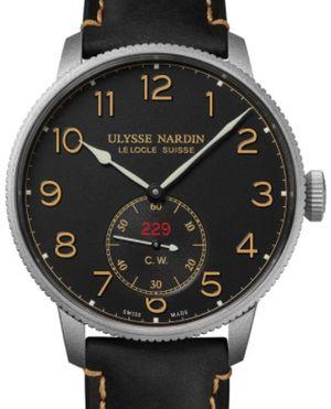 1183-320LE/62 Ulysse Nardin Marine Chronometer