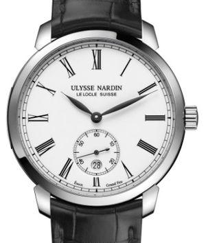 3203-136-2/E0-42 Ulysse Nardin Classico