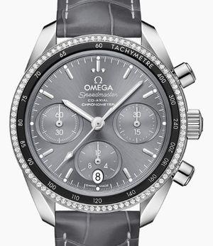 324.38.38.50.06.001 Omega Speedmaster 38 mm