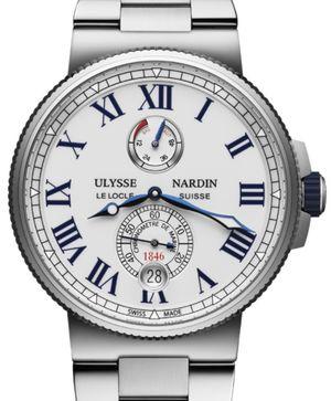 1183-122-7M/40 Ulysse Nardin Marine Chronometer