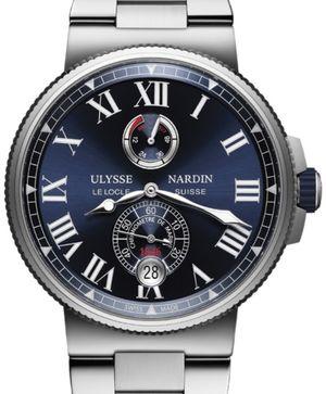 1183-122-7M/43 Ulysse Nardin Marine Chronometer
